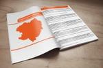 Дизайн и верстка экономическго отчета