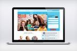 Дизайн сайта гимназии