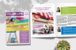 Корпоративный журнал Color Life (TIKKURILA)