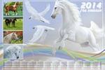 Плакат-календарь А2_2014