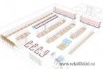 Схема магазина
