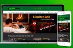 Сайт EKOUHLI на OpenCart
