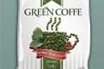 Дизайн упаковки зеленого кофе