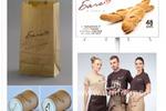 Сеть Пекарен-Кондитерских. Лого и фирменный стиль (конкурс)