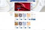 Дизайн сайта Мегаткани