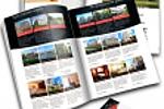 Верстка каталога элитной недвижимости