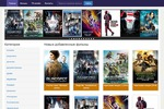 Создание сайта Фильмы онлайн