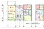 Проектирование и расстановка мебели в коттедже