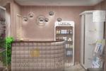 Дизайн,  визуализация, для салона красоты «Лайн»