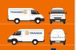 Брэндбук транспортной компании Tranco