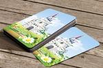 Календарик и флаер для магазина детских товаров