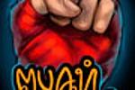 Баннер для рекламы Вконтакте игры Тайский бокс (1)