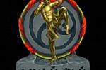 Логотип игры Тайский бокс