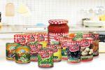 """Упаковка для овощных консервов """"Эрконпродукт"""""""