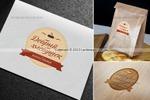 """""""Добрый хлебушек"""", разработка лого и дизайна упаковки"""