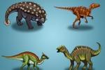 Динозавры-02