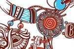 Этнический браслет