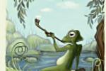 smoke frog