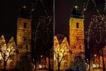 Цветокоррекция, восстановление затемненных участко изображения