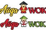 Логотип Айда WOK