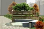 Малая архитектурная форма. Скамейка (1)