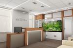 Интерьер приемной офиса. (2)
