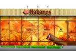 Внешнее оформление магазина Habanos