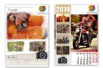 Фирменный календарь на 2014 год