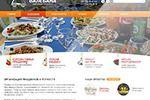 Сайт для кейтеренговой компании