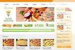 Сайт заказа и доставки еды