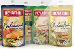 Дизайн упаковки для  майонезов среднего ценового сегмента (Дой-п