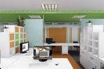 Интерьер офиса 4