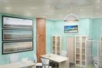 Дизайн и визуализация для офиса по продаже недвижимости