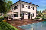 Визулизация дома для продажи