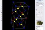 Моделирование кристаллических решеток