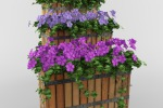 Моделирование растений и цветов