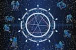 Астрологическая открытка