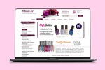 BNails.kz - интернет магазин лаков для ногтей