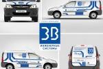 Брендирование авто 3B