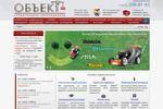 Редизайн интернет магазина Объект 2014