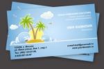 1001 Шаблон визиток для типографии_категория Туризм