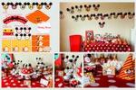 Наборы атрибутики для детских праздников, студия «MokkoDecor»