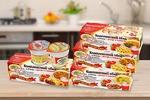 """Упаковка для готовых обедов """"Кубанская кухня"""""""