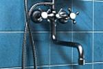 Модель смесителя для ванной