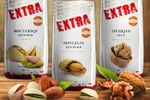 Дизайн упаковки ореховой продукции