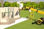 Технология постройки зданий из пенобетона