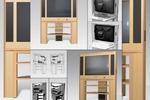 Телевизор в корпусе из дерева (2006 г.)