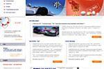 Макет сайта страховой компании