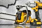 Коллаж для сайта об  электроинструменте.