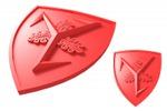 Герб для печати на 3D принтере